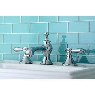 Bel Air Widespread Bathroom Faucet with Pop-Up Drain