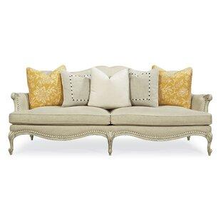 Country French Sofa | Wayfair