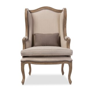 Order Westrick Wingback Chair By Ophelia & Co.