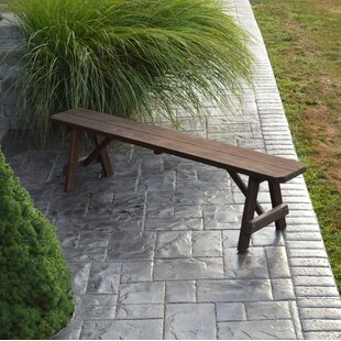 Lalonde Wood Picnic Bench by Loon Peak Best Choices