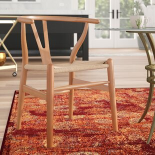 Dayanara Solid Wood Dining Chair (Set of ..