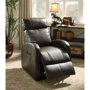 Wommack Power Lift Assist Recliner by Latitude Run