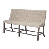 Elisa Upholstered Bench by Gracie Oaks
