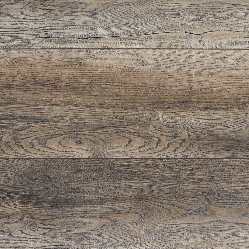 7 X 47 12mm Oak Laminate Flooring