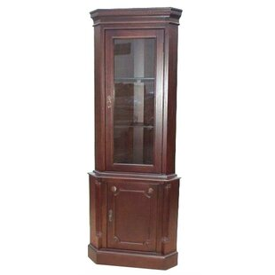 D-Art Collection Corner China Cabinet