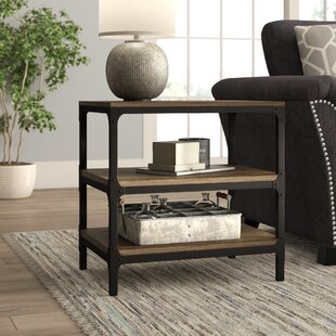 Top Reviews Tanner End Table By Birch Lane™