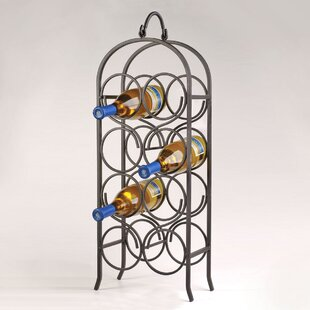 8 Bottle Tabletop Wine Rack by Oenophilia
