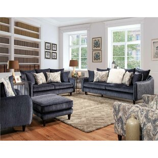 Everly Configurable Living Room Set by Franklin