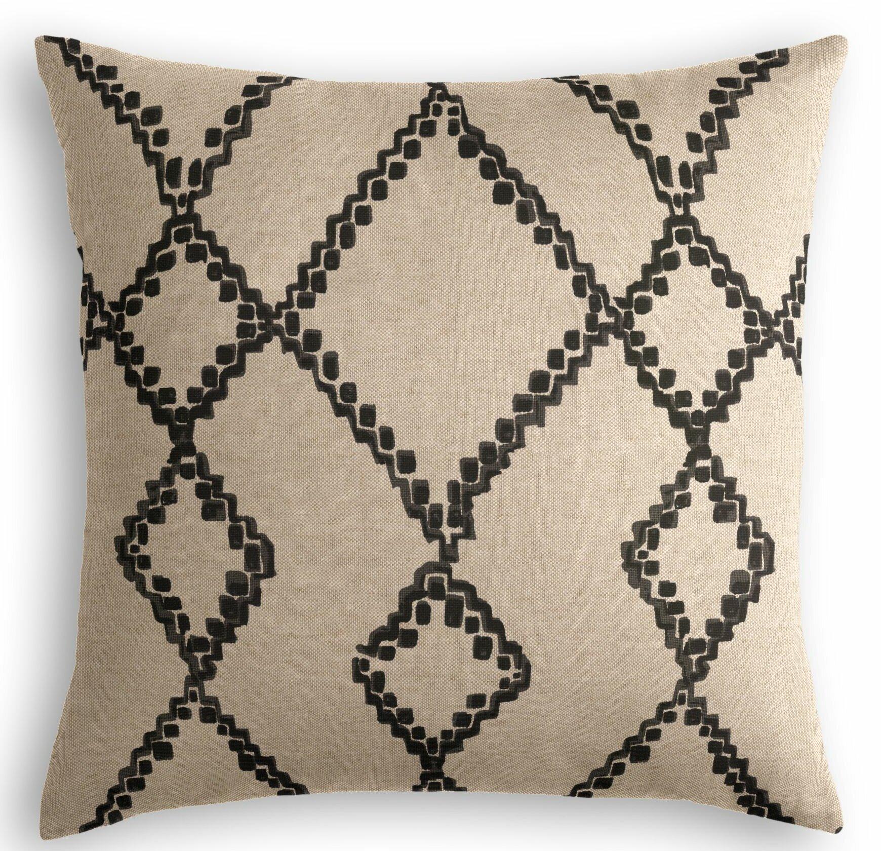Loom Decor Square Pillow Cover Insert Perigold