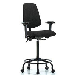 Isla Ergonomic Drafting Chair
