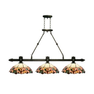Astoria Grand Purser 3-Light Kitchen Isla..