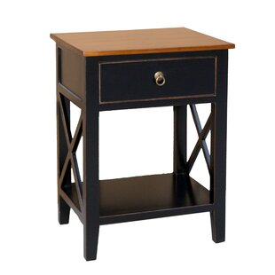 Maude End Table by Highland Dunes