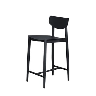 Bargain Ally 29.5'' Bar Stool by m.a.d. Furniture Reviews (2019) & Buyer's Guide