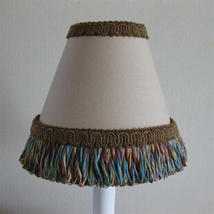Best Western Outlaw 11 Fabric Empire Lamp Shade By Silly Bear Lighting
