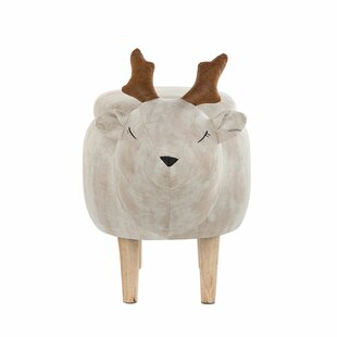 August Grove Conservatory Stools Pouffes