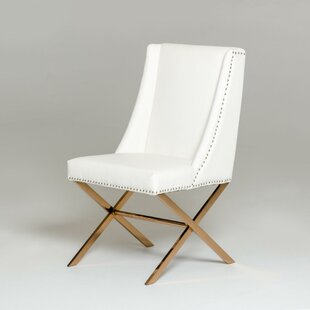 Parnassus Upholstered Dining Chair by Ros..