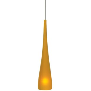 Ivy Bronx 1-Light Cone Pendant