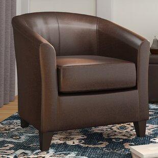 Golliday Barrel Chair by Red Barrel Studio