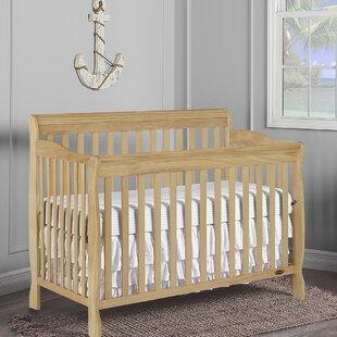 Rudd 5-in-1 Convertible Crib