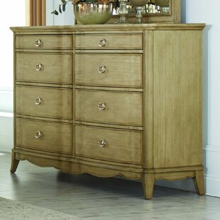 One Allium Way Pogson 8 Drawer Double Dresser Image