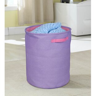 Check Prices Lining and Handles Hamper ByZoomie Kids