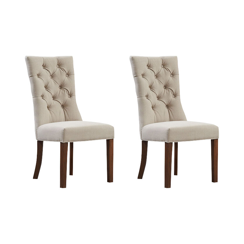 Home Etc Parrakie Upholstered Dining Chair | Wayfair.co.uk