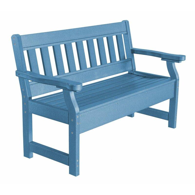 Patricia Poly Lumber Garden Bench