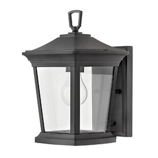 Bromley 1-Light Outdoor Wall Lantern