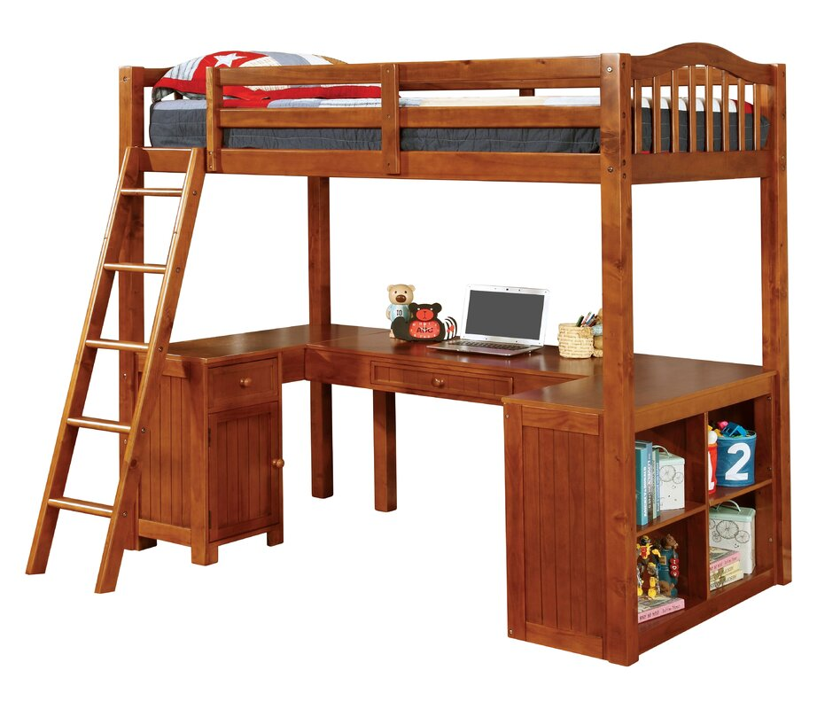 Colony Twin Loft Bed