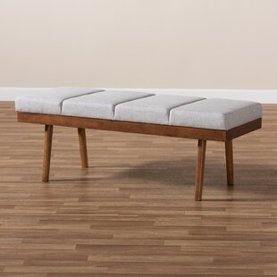 Borchardt Upholstered Bench