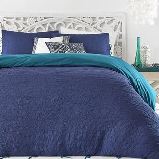 Mikell 3 Piece Reversible Bedding Set by Wrought Studio