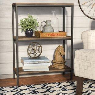 Buy clear Forteau Standard Bookcase ByLaurel Foundry Modern Farmhouse