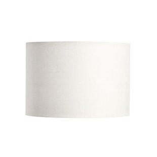 Linen Drum Lamp Shade