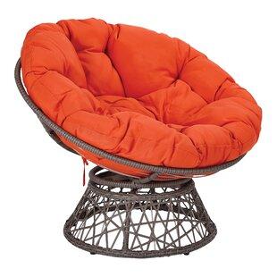 Incredible Swivel Papasan Chair Short Links Chair Design For Home Short Linksinfo