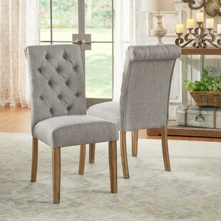 Ali Upholstered Dining Chair (Set of 2)