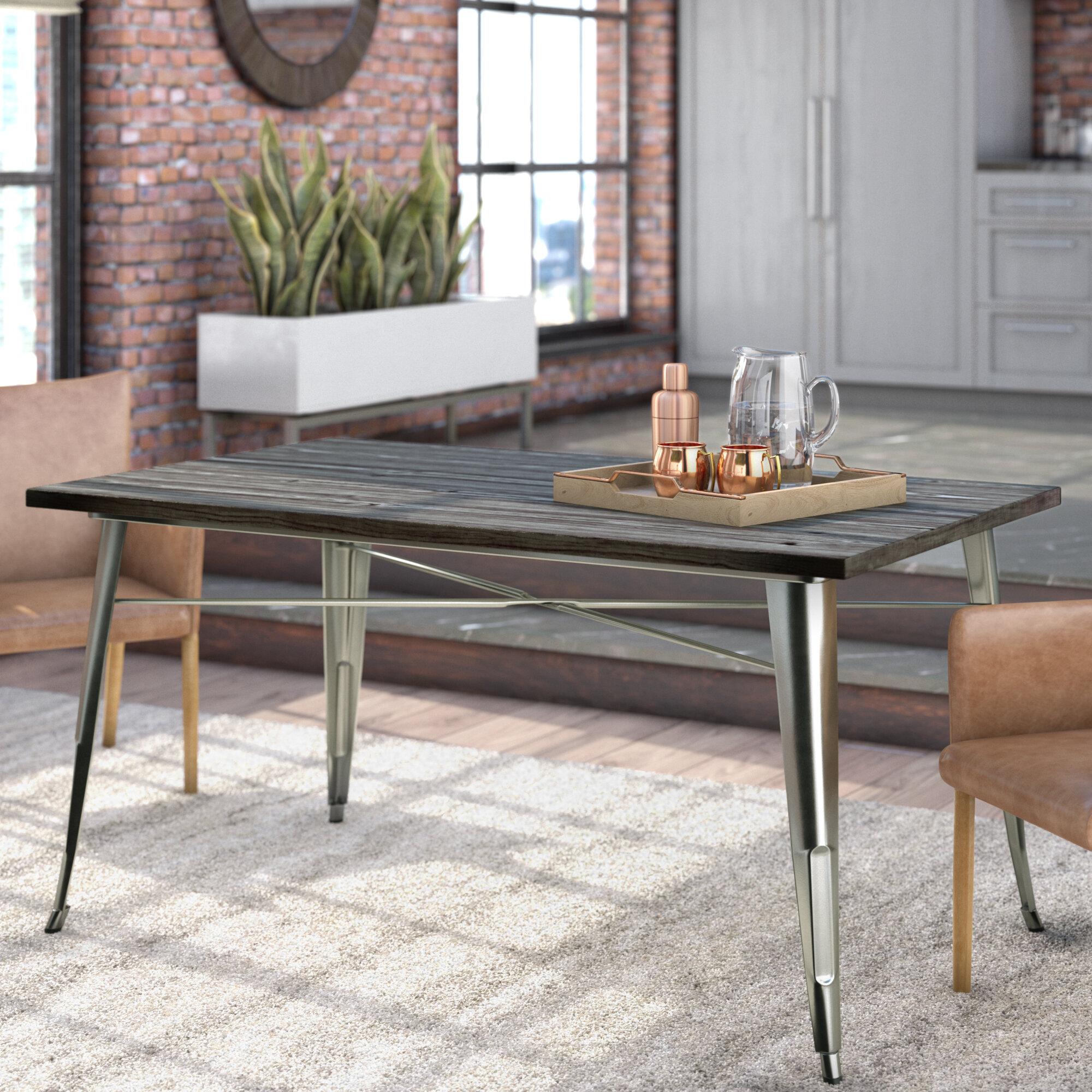 927c5001195 Trent Austin Design Fortuna Dining Table   Reviews