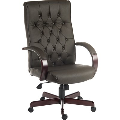 Chefsessel Freemansburg | Büro > Bürostühle und Sessel  > Chefsessel | Mahagoni | ClassicLiving