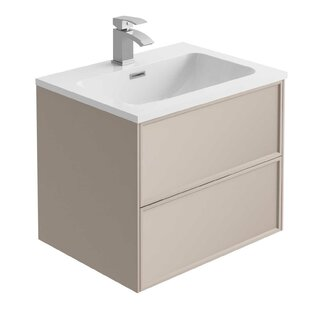 Chaska 590mm Wall Mount Vanity Unit By Belfry Bathroom