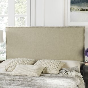 Online Reviews Farringdon Upholstered Headboard by House of Hampton