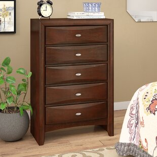 Alidge 5 Drawer Chest