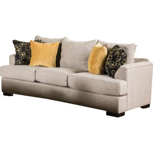 Yellowstone Valley Contemporary Sofa by Red Barrel Studio