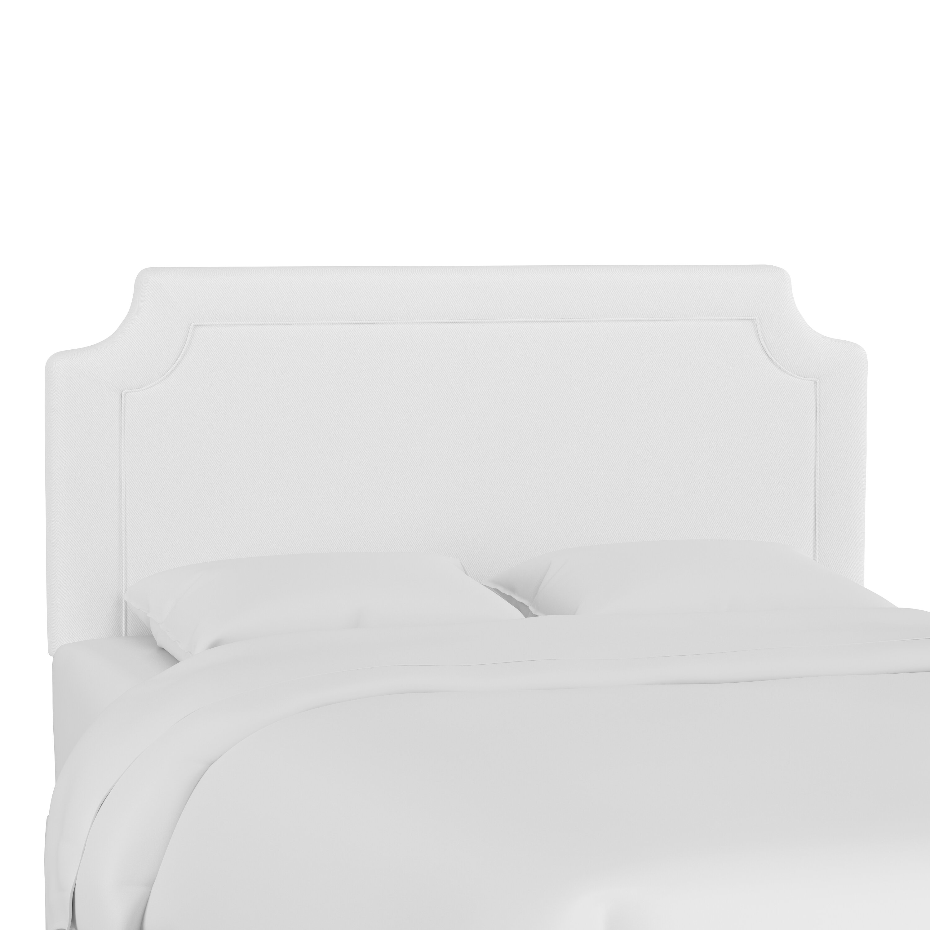 White Queen Headboards Free Shipping Over 35 Wayfair