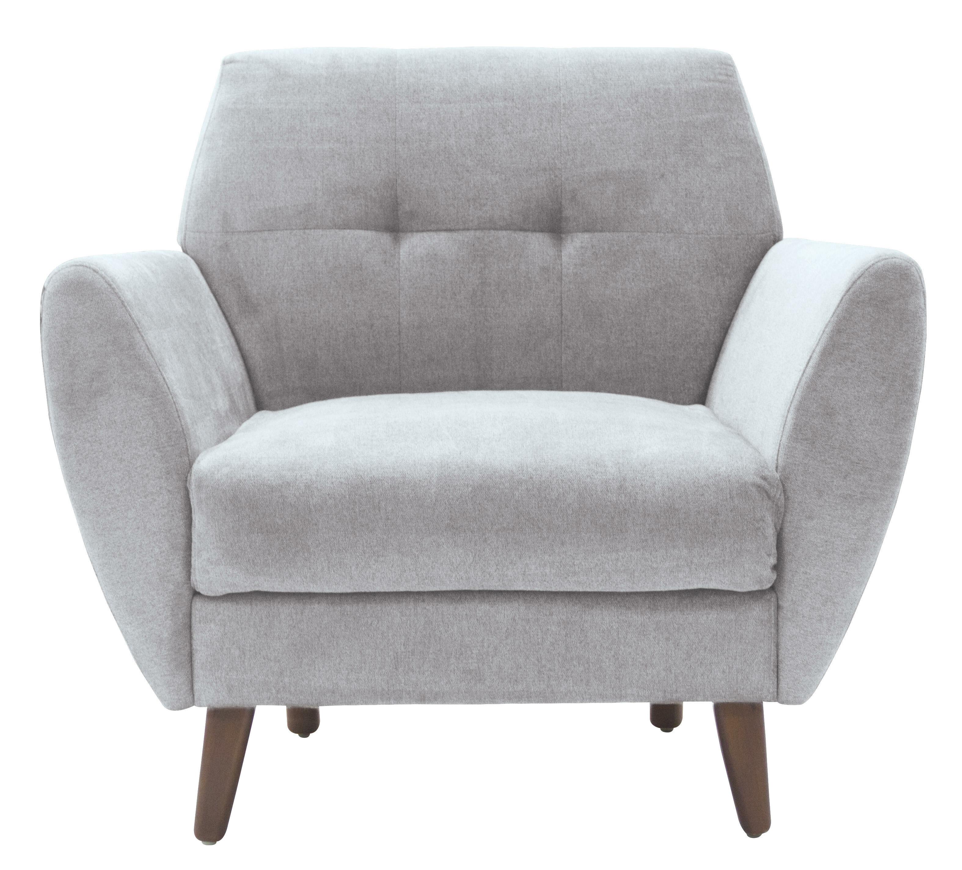 Elle Decor Amelie Mid Century Modern Armchair U0026 Reviews | Wayfair