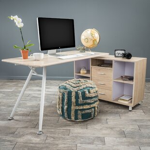 LakeHenry L-Shape Desk