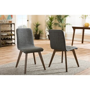 Baxton Studio Parsons Chair (Set of 2) Wholesale Interiors