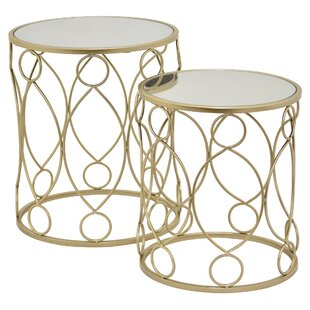 Westin 2 Piece Nesting Tables (Set of 2)