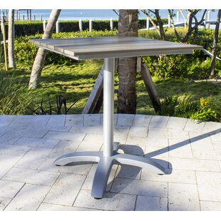 Saliba Metal Bistro Table