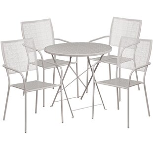 Abe 5 Piece Dining Set