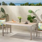 Royalston Manufactured Wood Dining Table
