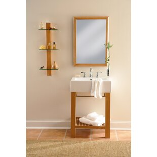Searching for 24 Single Wall Mounted Bathroom Vanity Set with Mirror By DECOLAV